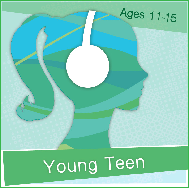 Young Teen 11-15
